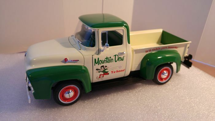 1956 FORD F100 Pick Up Mountain Mountain Mountain Dew Edition 4d6e2a