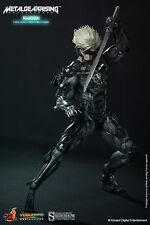 "Hot Toys Metal Gear Rising: Revengeance RAIDEN 12"" Figure 1/6 Scale MGS VGM17"