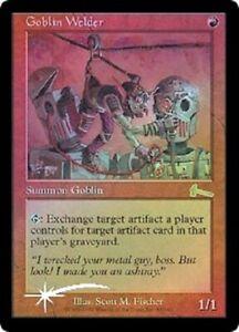 Urza-039-s-Legacy-Foil-MTG-Goblin-Welder-Magic