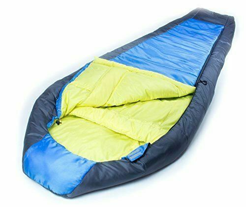 Rovor Buhl 45 Degree Mummy Backpacking Sleeping Bag With Included Stuff Sack T For Sale Online Ebay