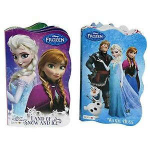 Girls-Dolls-Toys-Disney-Frozen-Board-Book-LT-Kids-Baby-Christmas-Gifts-Assorted