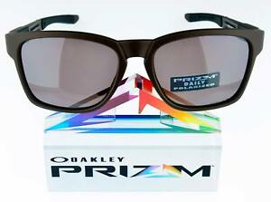 4093f17c824 Image is loading Oakley-CATALYST-PRIZM -DAILY-POLARIZED-Metal-Collection-CORTEN-