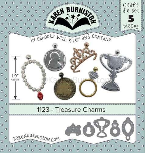 Karen Burniston Dies Treasure Charms 084282633378