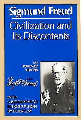 Civilization and Its Discontents-ExLibrary