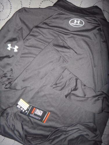 UNDER ARMOUR IOWA HAWKEYES  ELEMENT STYLE 1//4 ZIP.SHIRT XL L M S  MEN NWT $54.99