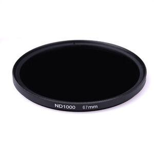 67mm-ND1000-ND3-0-10-Stop-Slim-Neutral-Density-ND-Filter-For-DSLR-Camera-LF508