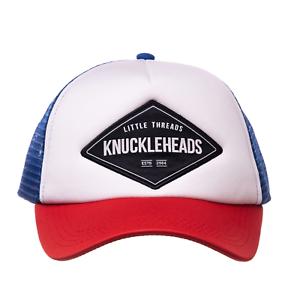 Knuckleheads Baby Boy Infant Trucker Hat