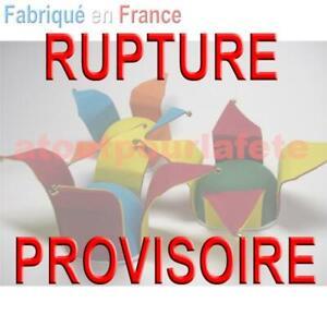 Generique Bonnet Fou du Roi Supporter France Adulte