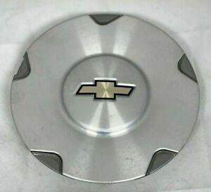 2002-2006-CHEVY-TRAILBLAZER-16-034-Wheel-Hub-Center-Cap-9593378-Factory-Original