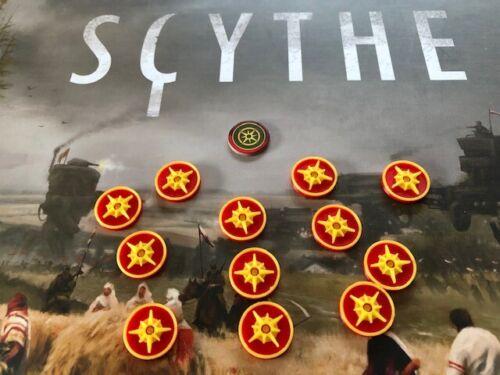 Scythe Encounter Tokens