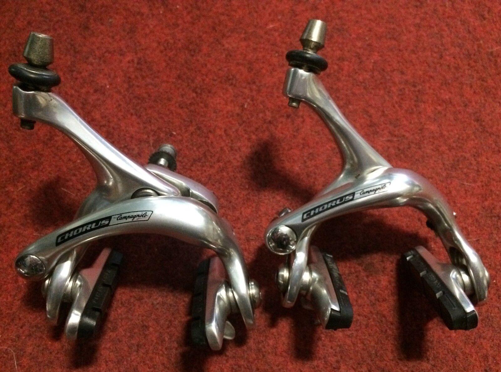 Coppia freni bici corsa Campagnolo Chorus road bike brake-set caliper