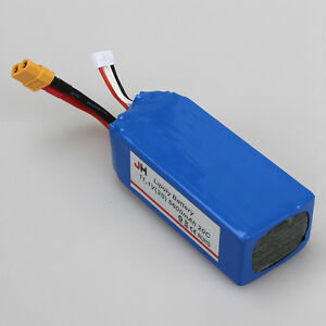 Rechargeable 11.1V 5600mAh Battery For Cheerson CX20 CX-20 Wltoys V380...