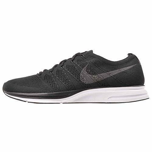 Size 13 - Nike Flyknit Trainer Black White 2018