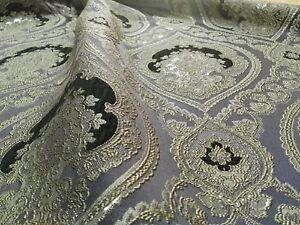 Details about upholstery fabric damask classic best design for cushion and  sofa and furniture