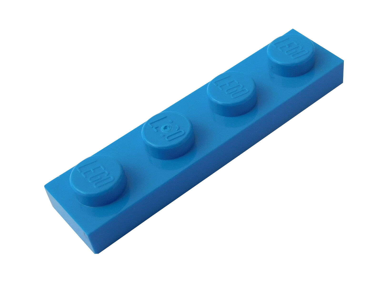 Lego 50x blaue Platte 1x1 3024 Neu Platten in blau blue plate plates new