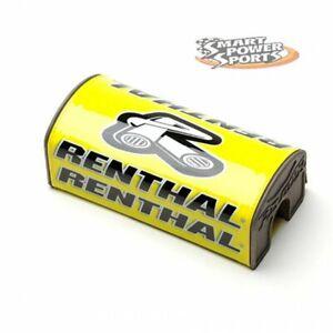 Details about Renthal FATBAR Pad -YELLOW- Bar Pad -P283- High Density Foam  MX Offroad Moto