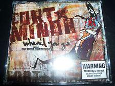 Fort Minor Where'd You Go Rare Australian CD EP - Linkin Park