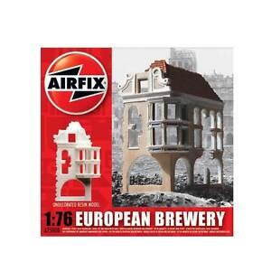 A75008-Airfix-Plastique-Non-Peint-Modele-Kit-1-76-Europeen-Allemand-Ruine