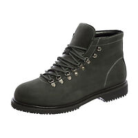 Sfc Shoes For Crews Men's Alpine Black Leather Boots 8284 Size 12 $99 on Sale