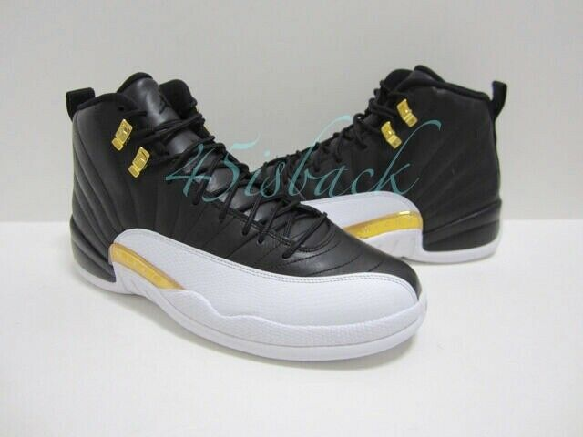 2016 NIKE AIR JORDAN XII 12 WINGS gold OVO SIZE 14 DS