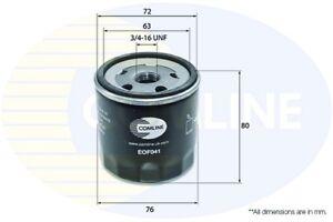Comline-Filtro-de-aceite-del-motor-EOF041-Totalmente-Nuevo-Original