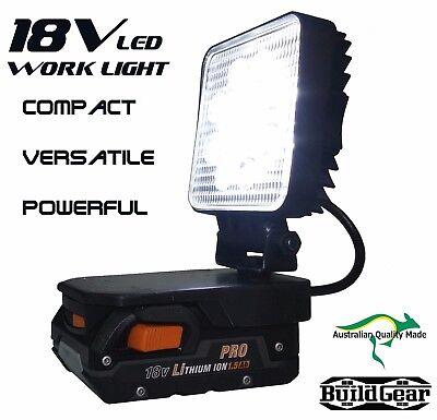 AEG 18v LED TORCH New