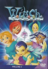 DVD - W.I.T.C.H. - Volume 1 / #4893