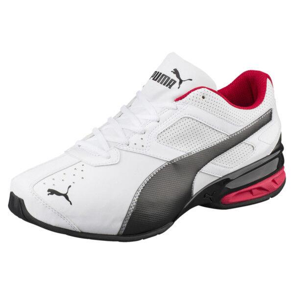 PUMA Hombres TAZON 6 amplia FM anchos zapatos atléticos Espuma Suave [189874 02]