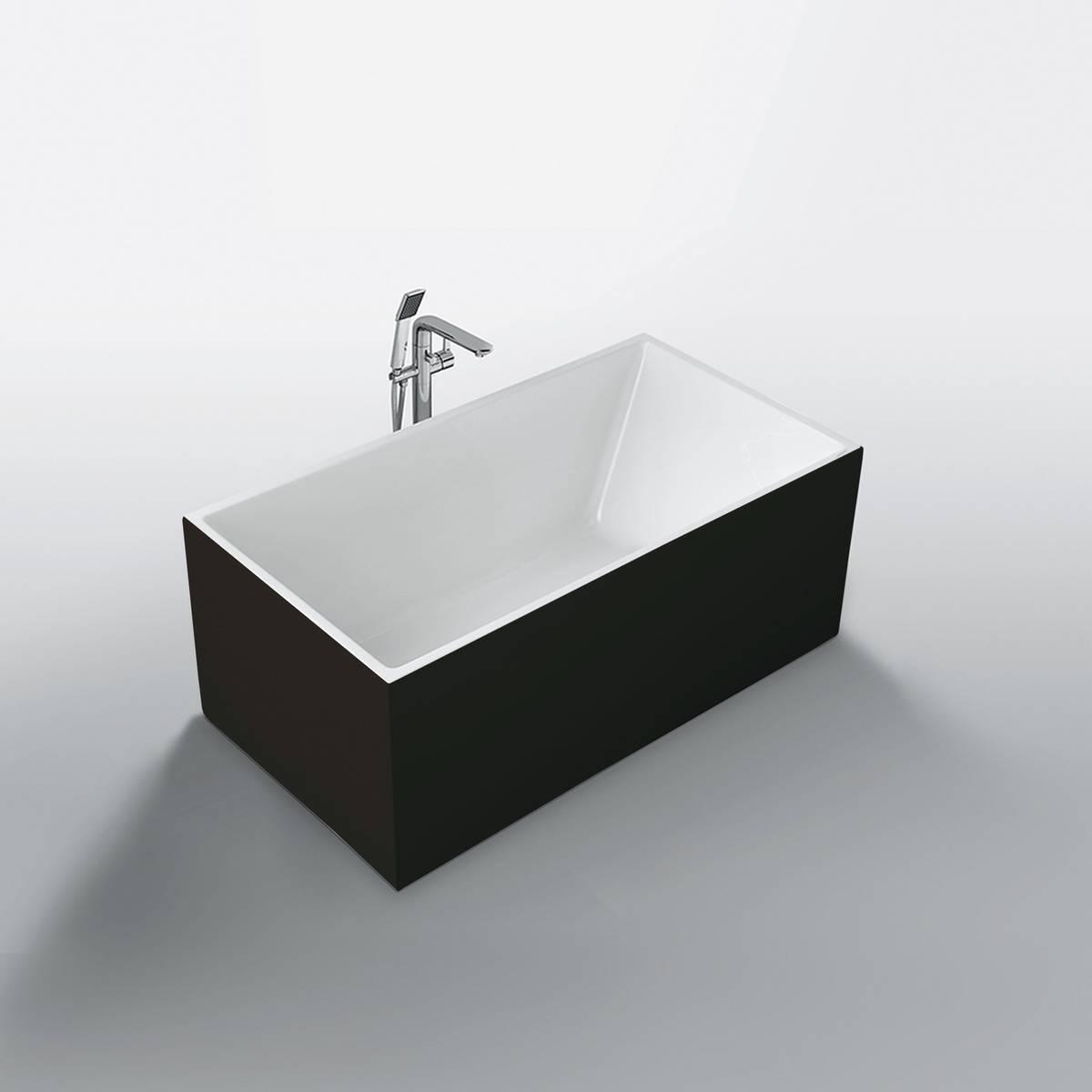 ESCLUSIVA vasca vasca vasca da bagno indipendente con Ab Und Troppopieno NUOVO ORIGINALE ff59ff
