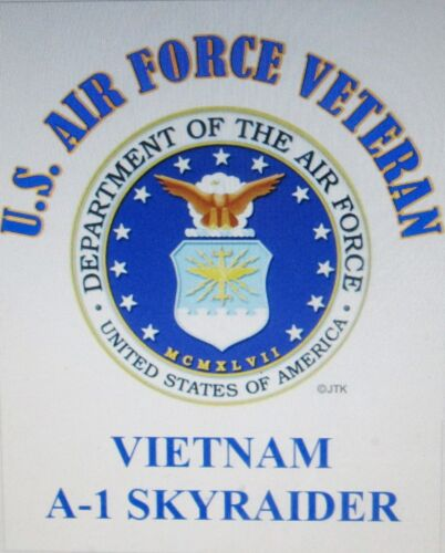 AIR FORCE VETERAN W// AIR FORCE EMBLEM* SHIRT VIETNAM B-52 STRATOFORTRESS* U.S