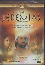 NEW - La Historia De Jeremias NEW DVD The Bible : Jeremiah