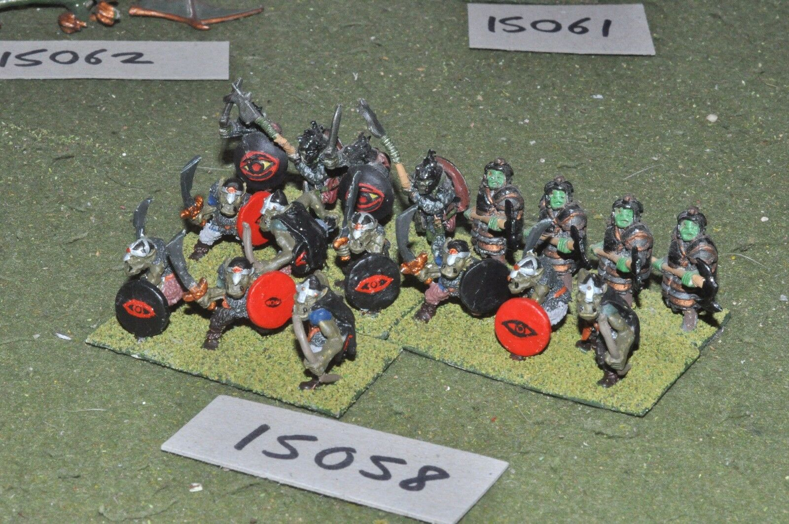 25mm fantasy figures 17 figures (15058)