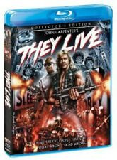 They Live (Blu-ray Disc, 2012, Collectors Edition)
