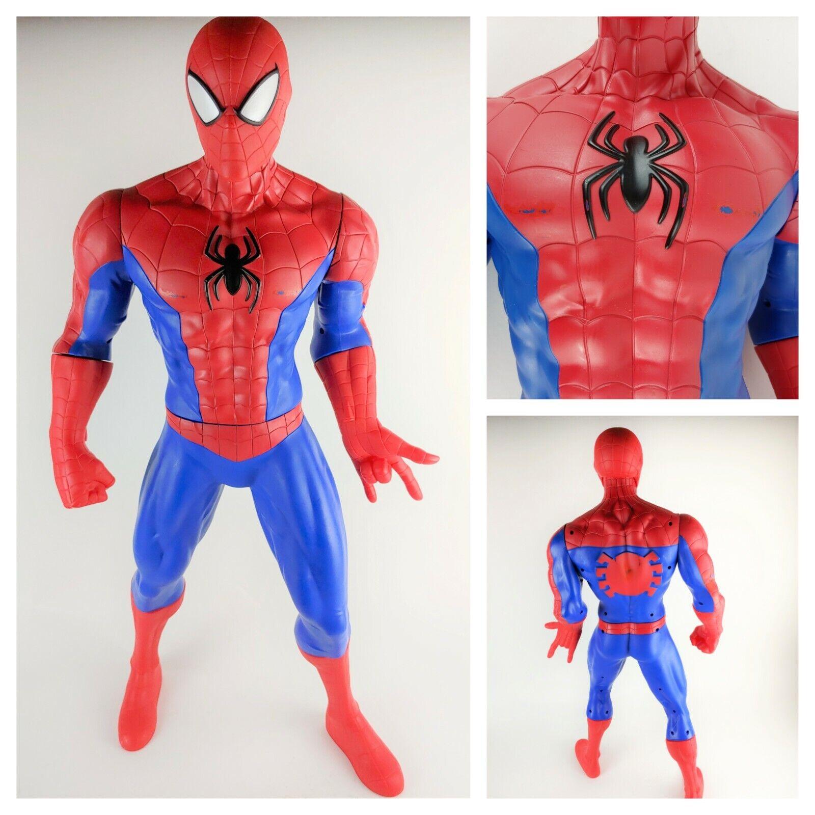 Giant enorme Ultimate Spider-Man Poseable figura 31  TV Series 2013 Hasbro Marvel