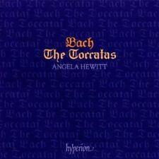 Angela Hewitt, J.S. Bach - Toccatas [New CD]