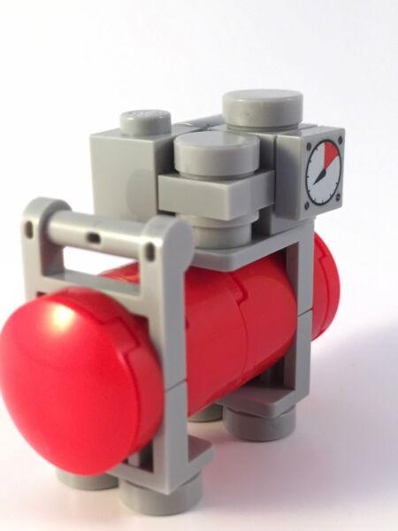 Prix Bas Avec Lego Moc Compresseur Air Gonfleur Afol Custom Advanced Figurine Series 1 2 3 4 Demande DéPassant L'Offre