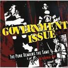 Punk Remains The Same von Government Issue (2012)