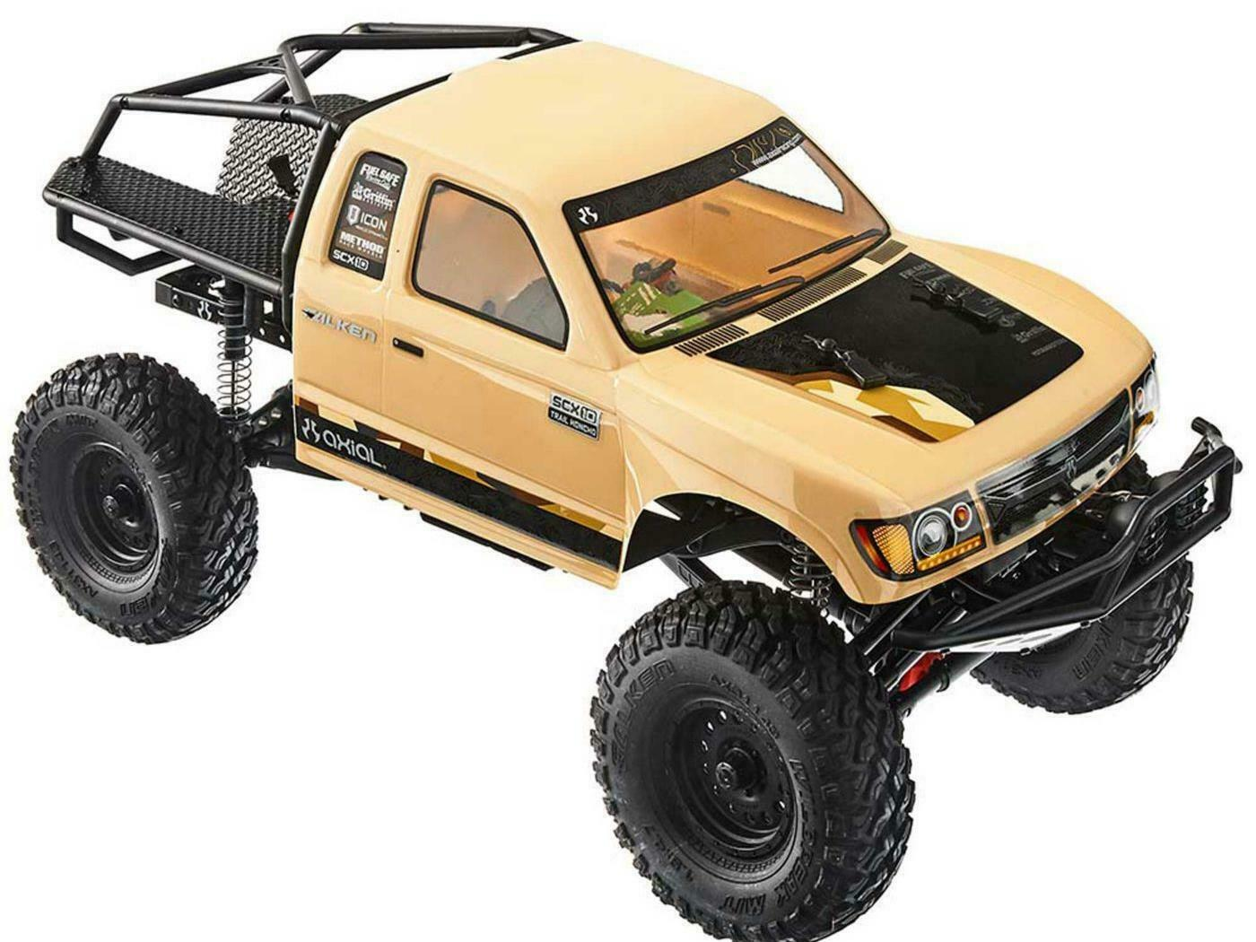 SCX10 Trail Honcho Electric 4wd 1 10 II RTR C-AX90059