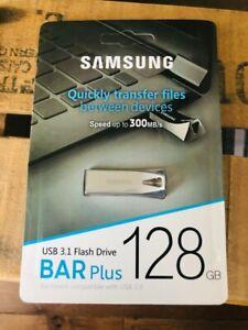 Cle-Usb-Samsung-128-Go-Memoire-Flash-2-0-3-0-Key-Neuve-Tous-Supports-Stockage