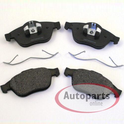 Renault Espace 4 IV Bremsbeläge Bremsklötze Bremsen für vorne hinten*