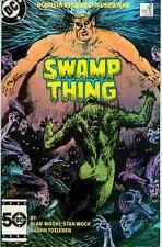 Saga of the Swampthing # 38 (Alan Moore, Stan Woch) (USA, 1985)