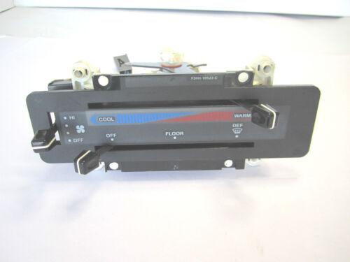 F3HH-18522-C FORD AC A//C CLIMATE CONTROL SWITCH NEW ORIGINAL