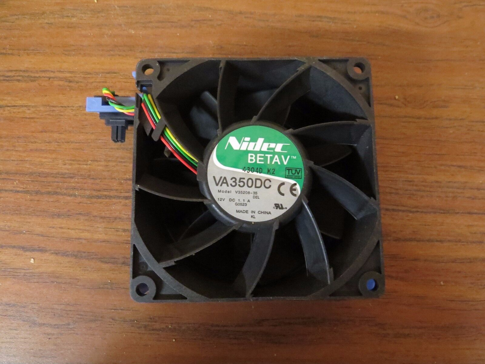+ Nidec Beta V35208-35 Cooling Fan from Tower Computer