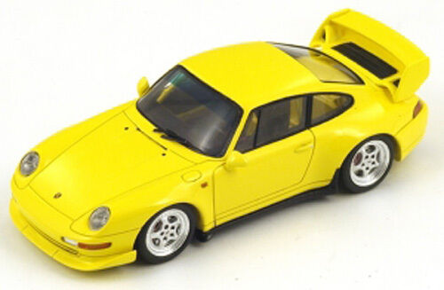 Funke - modell 1 43 s4194 porsche 993 rs club sport 1995 gelb neue