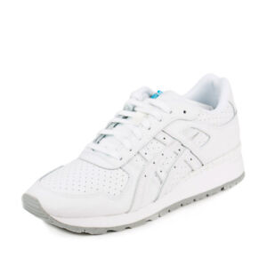 e1f628a2b60a Image is loading Asics-Mens-GT-II-White-Grey-Spackle-H50FK-