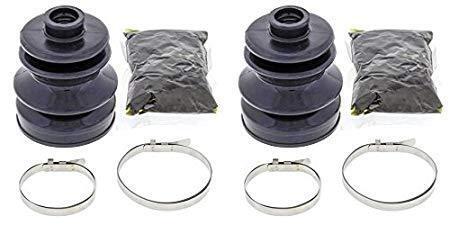 Complete Rear Inner CV Boot Repair Kit for Polaris Sportsman ETX EFI 325 2015 Al