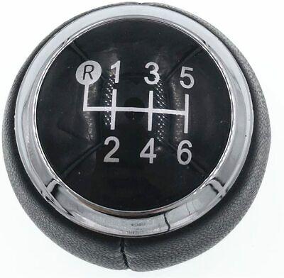 HZTWFC 5 Speed Car Manual Gear Stick Shift Knob Compatible for Toyota Corolla Verso Yaris RAV4 AURIS 2007-2013