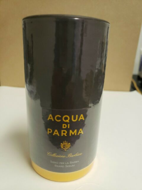 Acqua Di Parma Collezione Barbiere Beard Serum 1.0oz/30ml SEALED
