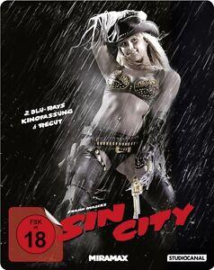 Blu-ray-Sin-City-Steelbook-Kinofassung-Recut-NEU-OVP