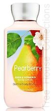 Treehousecollections: Bath & Body Works Pearberry Body Lotion 236ml